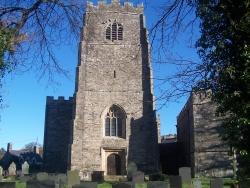Eglwys St Beuno, Clynnog Fawr - ar Lwybr y Pererinion