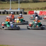 Karting at Glasfryn