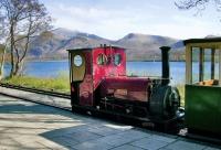 Snowdon Lake Railway