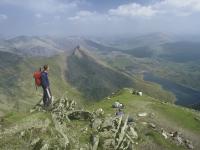 Snowdon's summit