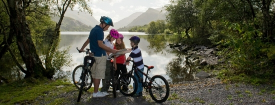 Snowdonia - family holiday destination