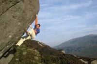 Bouldering in Snowdonia