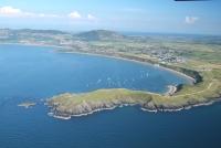 Snowdonia coast