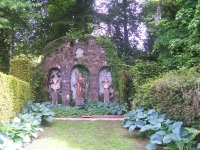 Gardens at Brondanw