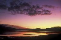 Sunset at Llyn Tegid