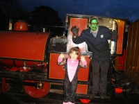 Halloween trains, Talyllyn Railway