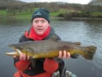 Fishing at Llyn Trawsfynydd