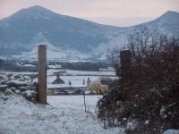Winter in Clynnog Fawr