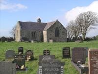 Eglwys Sant Baglan, Llanfaglan
