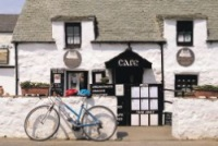 Cycling in Aberdaron