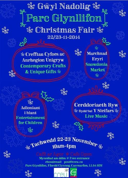 Glynllifon Christmas Fair 2014