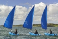 Sailing at Plas Menai