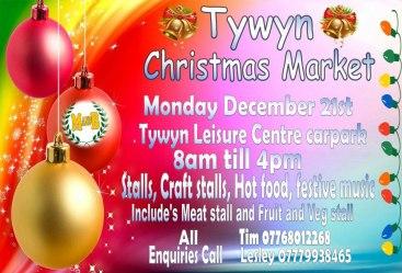 Tywyn-Christmas-Market