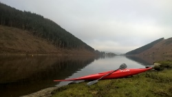 kayaking and canoeing in Snowdonia